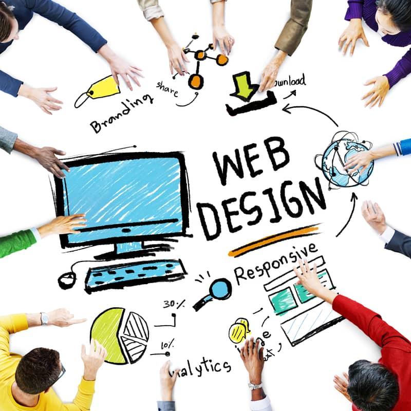 web agency realizza sito web